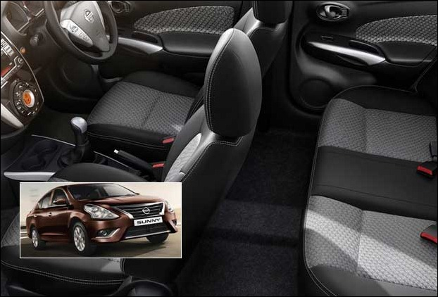 Nissan has launched updated Nissan Sunny sedan with roomy interior and better mileage