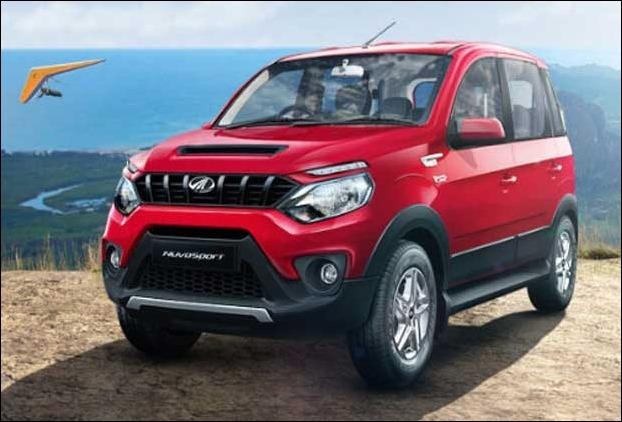7 seated Mahindra Nuvosport is successor of Quanto