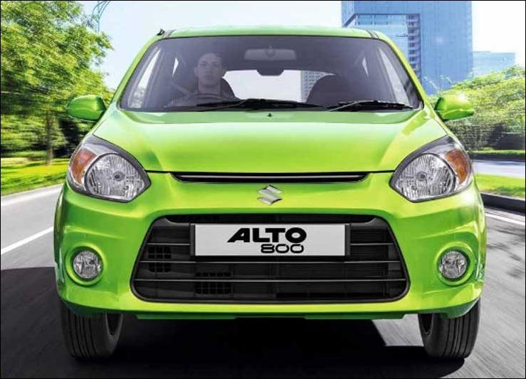 2016 Maruti Suzuki Alto 800 has an ARAI certified mileage of 24.7 kmpl, that is 9 per cent more fuel efficient than the previous model