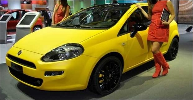 Fiat Punto Evo has  RS 65,000 discount