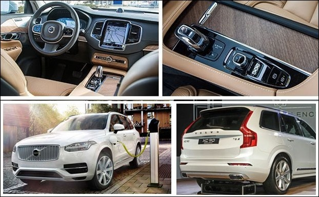 XC90 T8 Excellence Luxury SUV car was launched in India which can prevent collisions using radar system