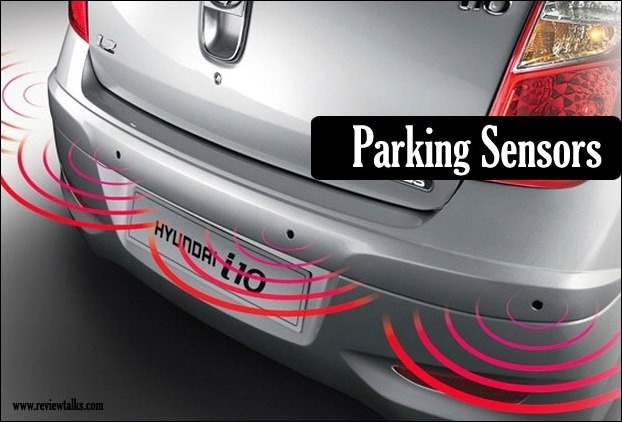 Rear Parking Sensors come handy in crowdy and conjusted situations