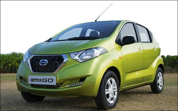 Datsun redi-Go fined for misleading advertisement over the base price