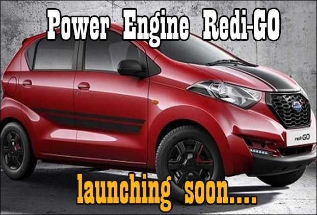 With a new powerful 1-liter petrol engine new Datsun Redi-GO is launching soon !