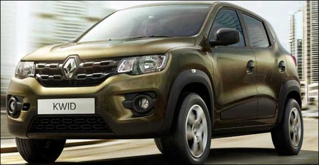 Renault Kwid hatchback launched prices begin at RS. 2.56 Lakh