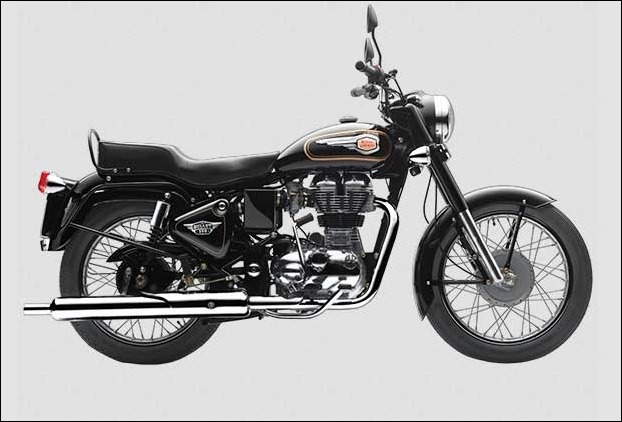 Royal Enfield Standard 350 of 2017 has received 346cc twin spark one cylinder 19.8BHP engine