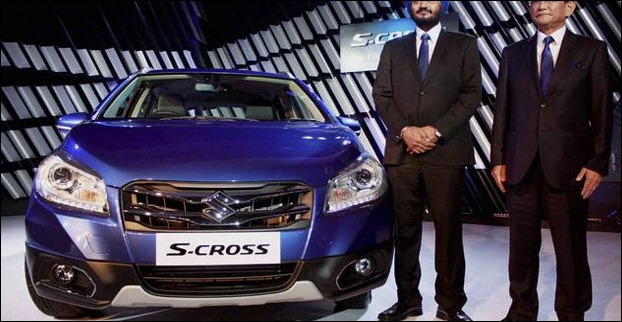 Premium crossover S-Cross by Maruti