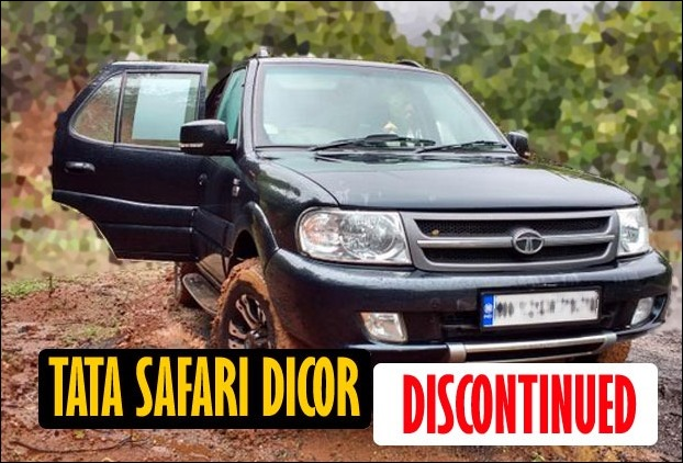 Tata Motors is also working on plans to discontinue more vehicles apart from the recent one Safari Dicor