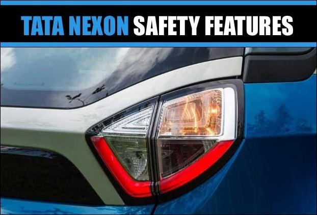 Safety features review Tata Nexon