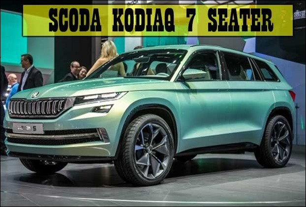 Upcoming Scoda Kodiaq 7 seater to have 1.4L petrol and 2.0L turbo diesel engine.