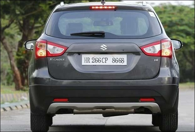 Maruti S-Cross Sigma Model 1.6L diesel sales have been stopped in India