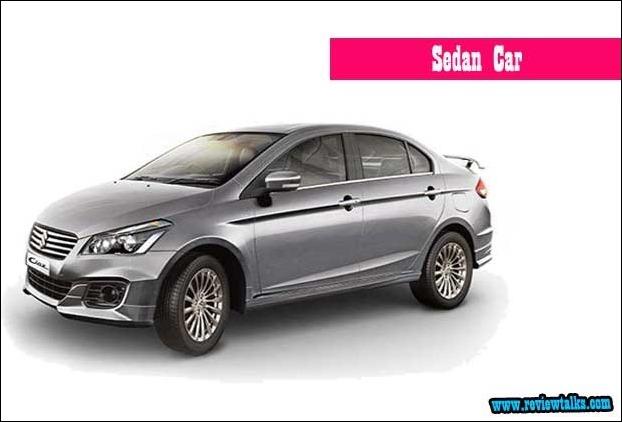 Sedan Type Car