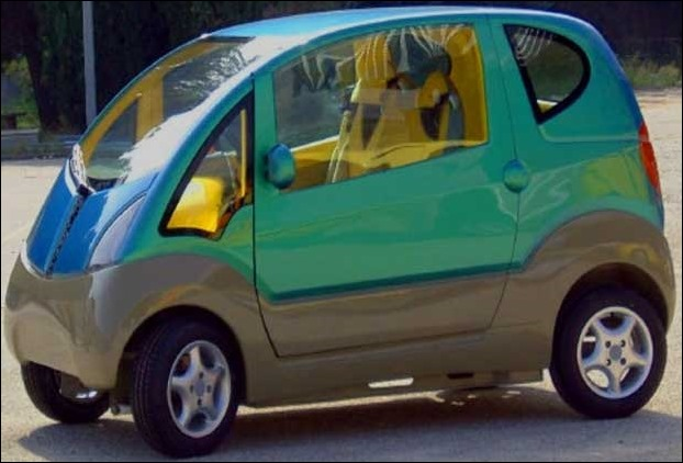 Tata Air car will have an air engine using compressed air stored in a tank
