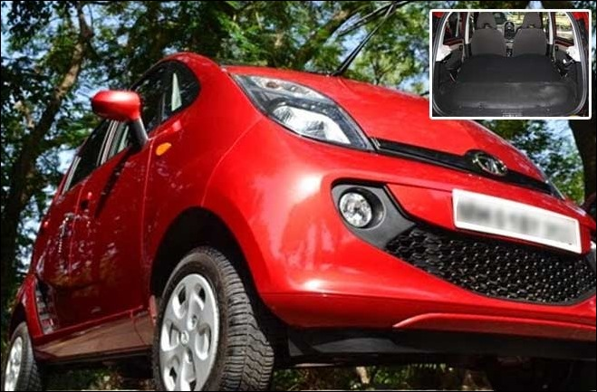 The XTA & XMA Variant of Tata Nano are AMT supported