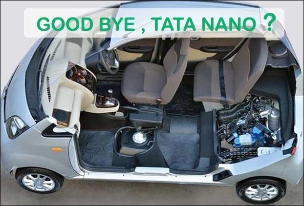 Tata Nano Production May Be Stopped in India
