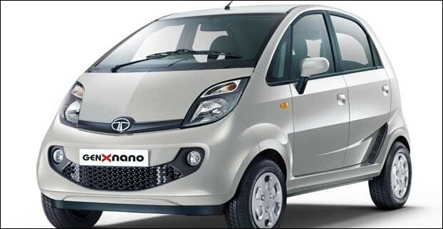Tata Nano GenX AMT Car