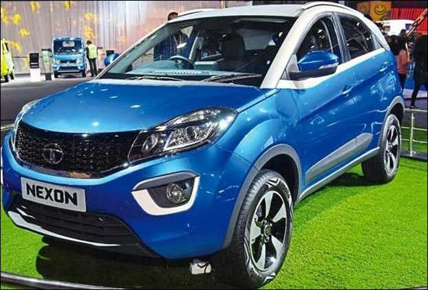 Tata Nexon sub compact suv will be launched in India in 2017 based on IMPACT Design philosphy