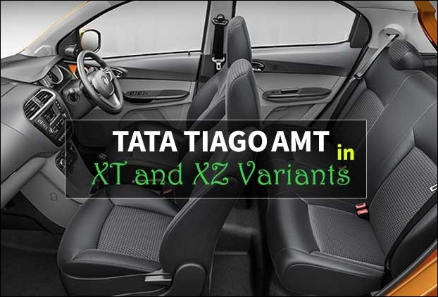Tata Tiago to be updated in XT and XZ with AMT Technology