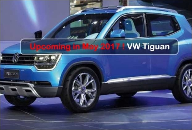 Volkswagen Production Starts ; To Come in May 2017