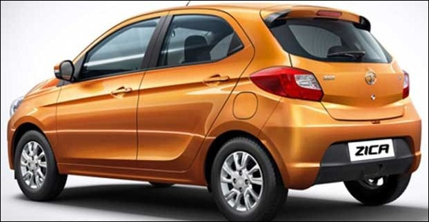 Tata unveils the Zica hatchback officially