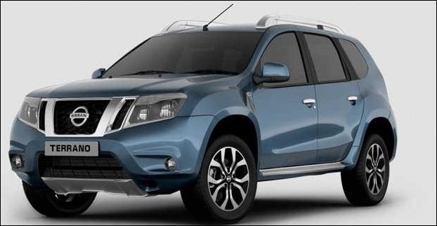 Nissan Terrano Automatic 2016