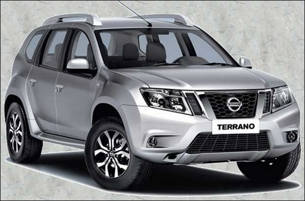 205 mm ground clearence Terrano SUV gets re-designed bumper with new alignment of reflectors, new tail light cluster and tail gate design and single colour body panels
