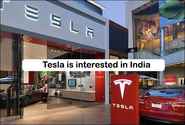 Tesla is eying on un-tapped electrical cars market in India