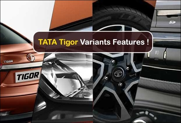 Tata Tigor special offering in variants and price
