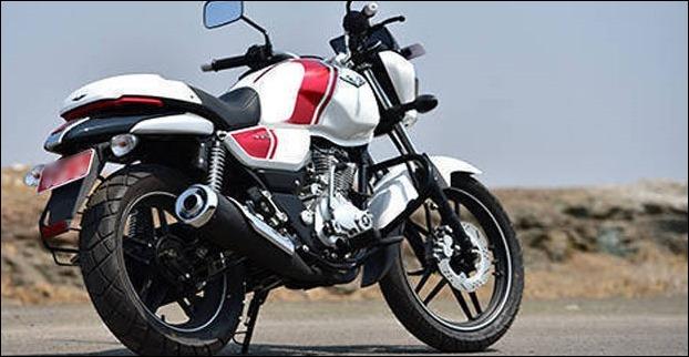 Bajaj V15 Motorcycle - 150 cc Motorcycle