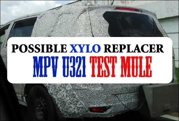 MPV U321 is possible Xylo Replacer