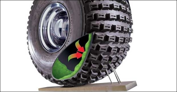 Tubeless Tyres have several benefits over the tube tyres