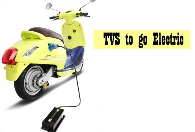 TVS to enter into electric scooter market by 1st quarter of 2018