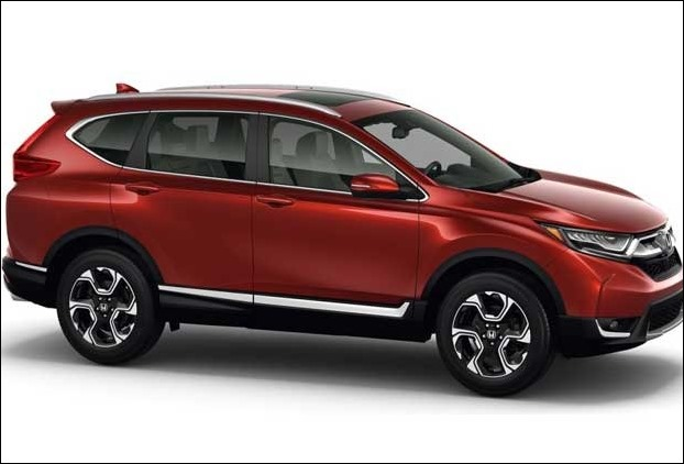 Upcoming Honda CRV in India will feature 7 seater option as well as diesel engine offering