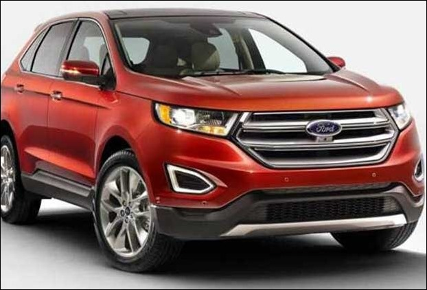 Front Fascia of New Ford Ecosport SUV will change