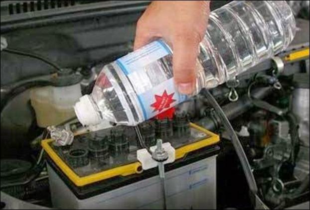 use_distill_water_battery