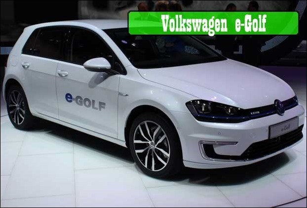 E-Golf Electric Car by Volkswagen is another already popular e-car ready for an Indian launch