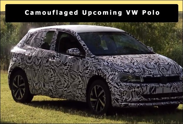 Upcoming new Volkswagen Polo to have more space and led lights