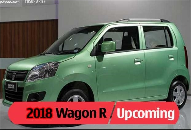 More Details about upcoming 2018 Maruti Wagon R  revealed