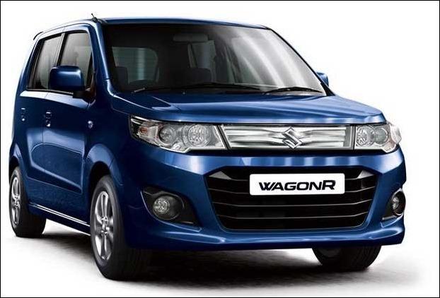 Maruti Suzuki Wagonr updated  2017  Vxi+ Variant model