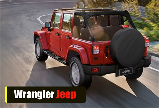 Next Generation Wrangler by Jeep Coming In November