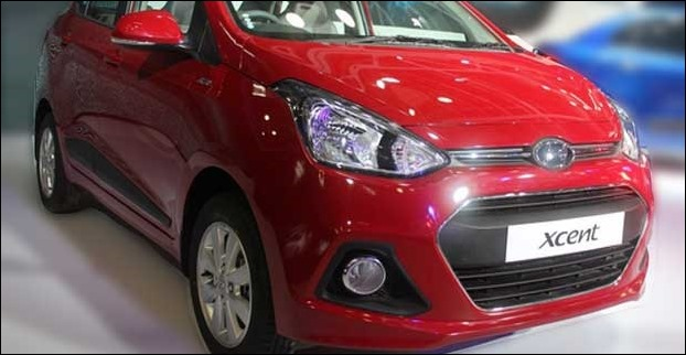 Hyundai xcent review high quality interiors and comfort ride for Hyundai xcent exterior