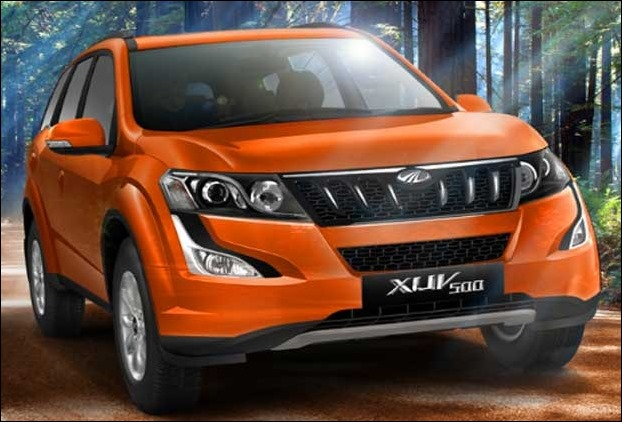 Mahindra XUV 500 SUV 7 seater