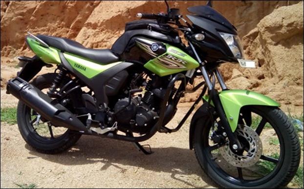 Yamaha SZ RR version 2.0 149cc