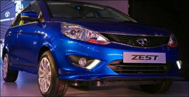 Tata Zest has an impressive ground clearence of 165 mm