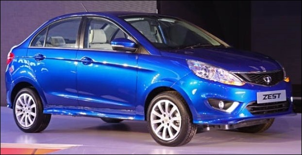The petrol variants of the Tata Zest gives  a mileage of 17.6 kmpl while the diesel variant delivers a fuel economy of 23.0 kmpl